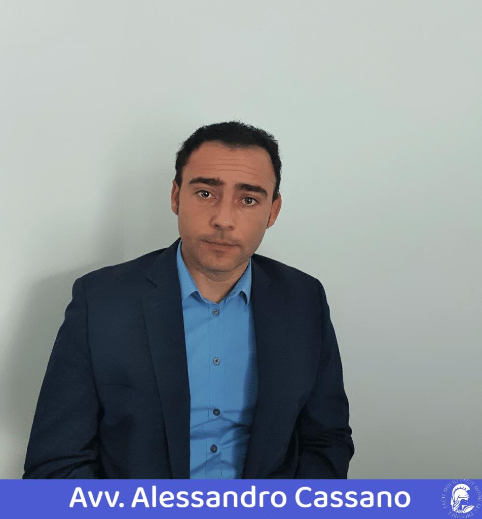 Avv. Alessandro Cassano
